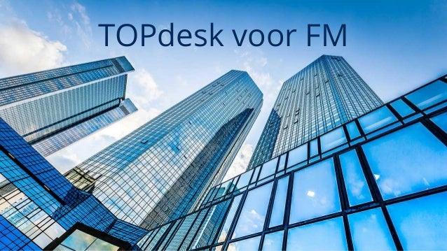 TOPdesk voor FM