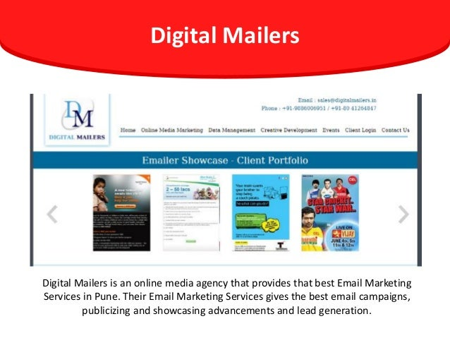 Top E-Mail Marketing Companies of 2018 in Pune