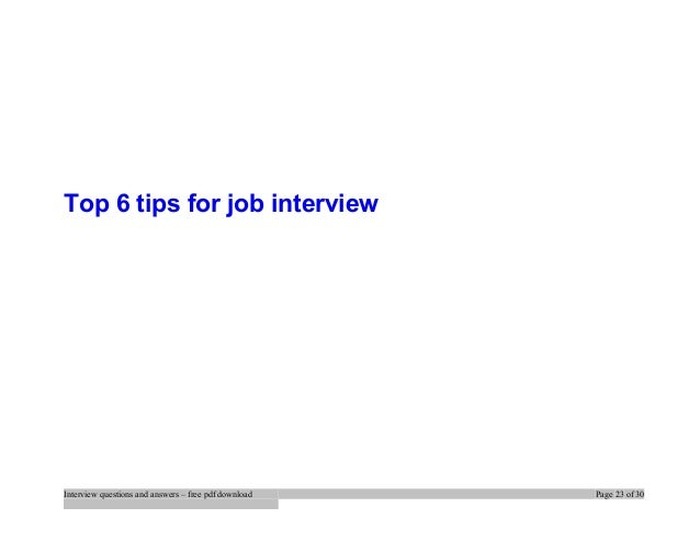net team lead interview questions and answers pdf