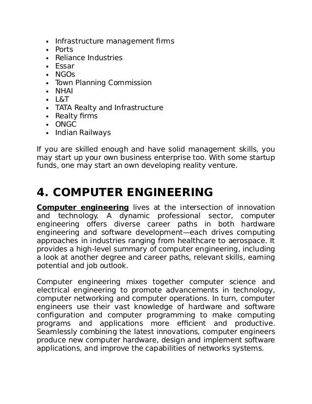 Top Engineering Branches & Courses