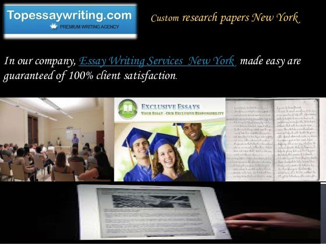 Writing companies nyc