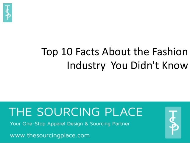 10 facts about fashion 32