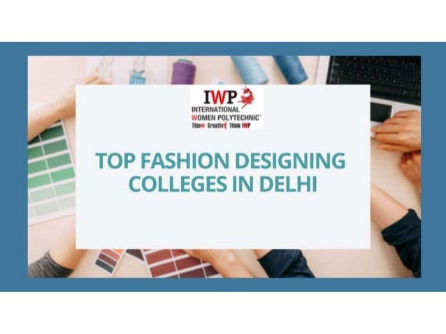 Fashion designing is one of the most popular prospects of the glamour world. With a lot of artistic skills requires for th...