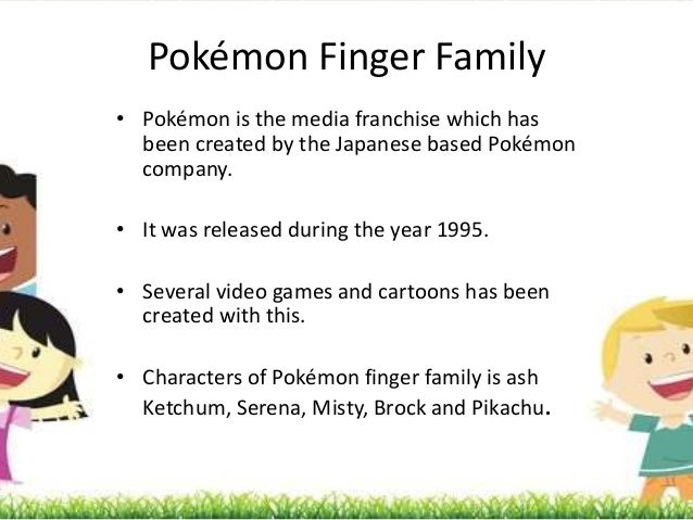 top flim and cartoon finger family rhymes