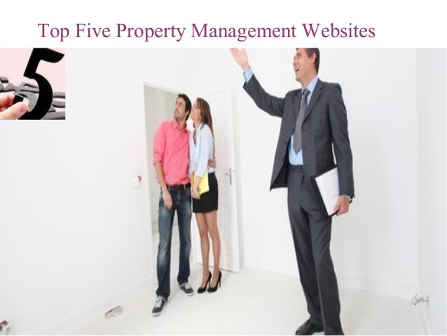 Top Five Property Management Websites