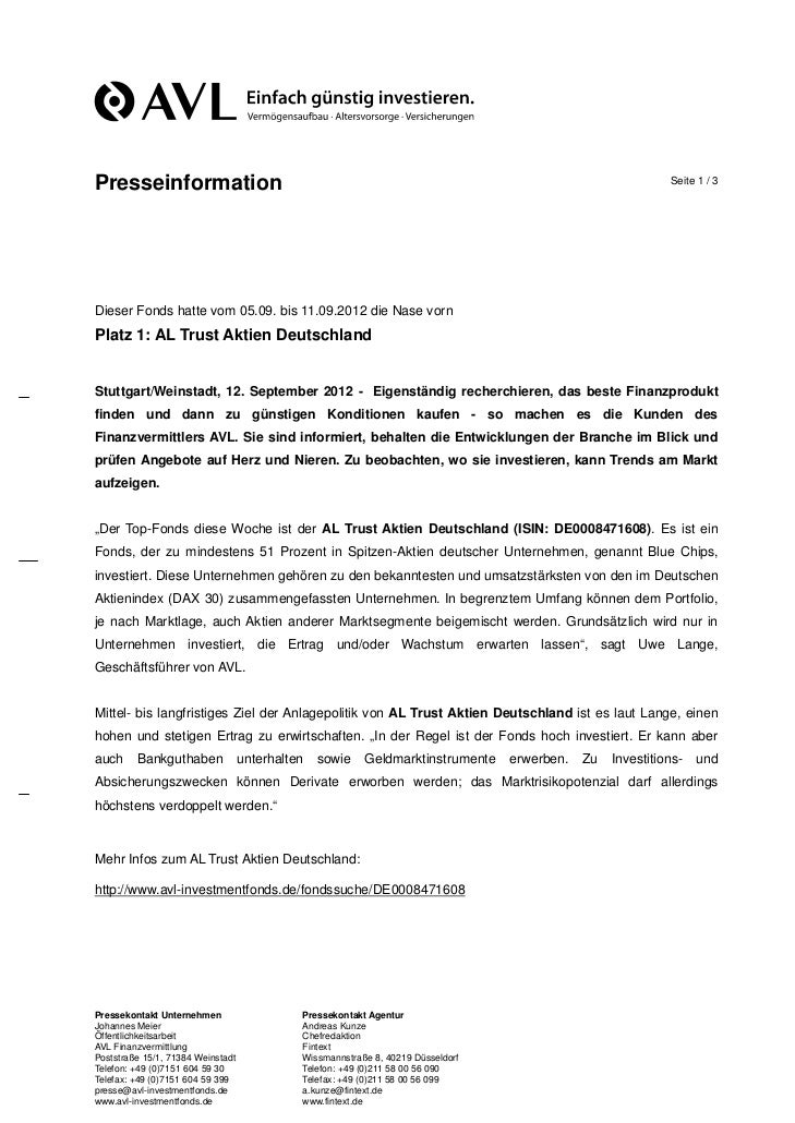 Presseinformation                                                                                            Seite 1 / 3Di...