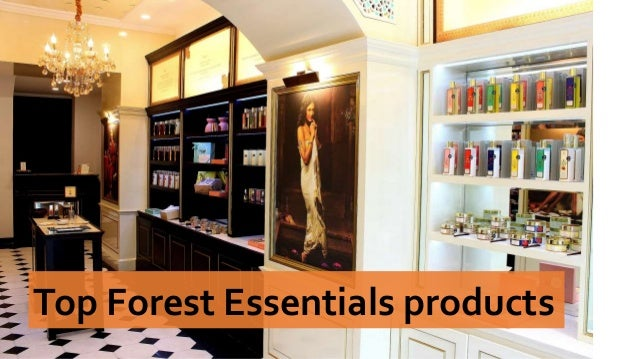 Top Forest Essentials products