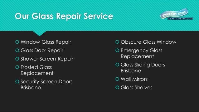 Top Glass Repair Service Slide 2