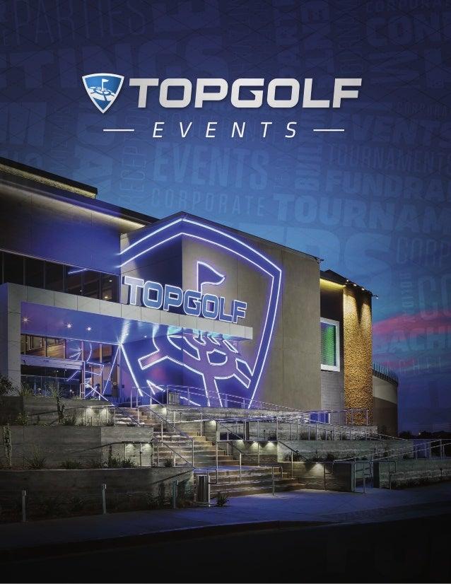 Top Golf Brochure