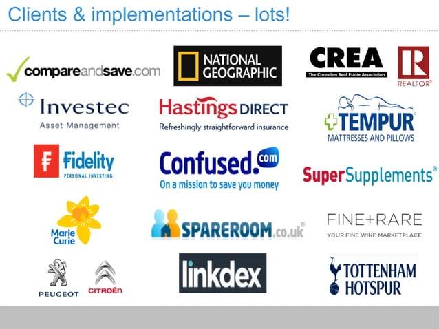 AdWordsClients & implementations – lots!