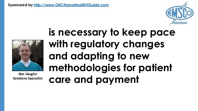 Top Healthcare Software Programs for Oklahoma Home Health Companies (SlideShare) Slide 3