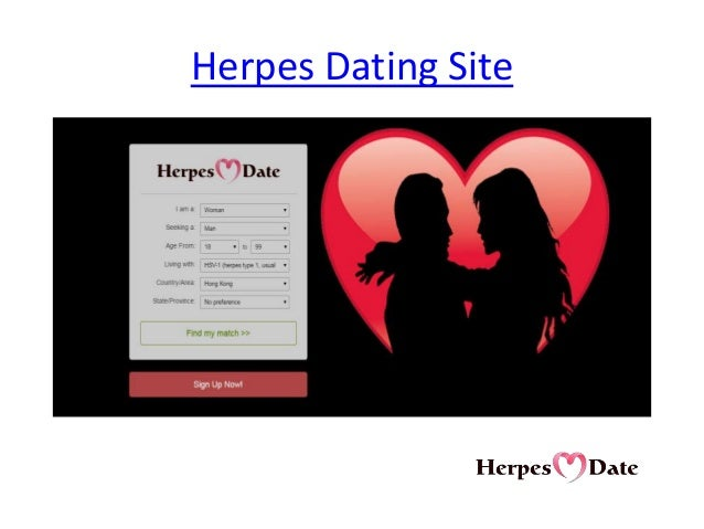 dating service herpes