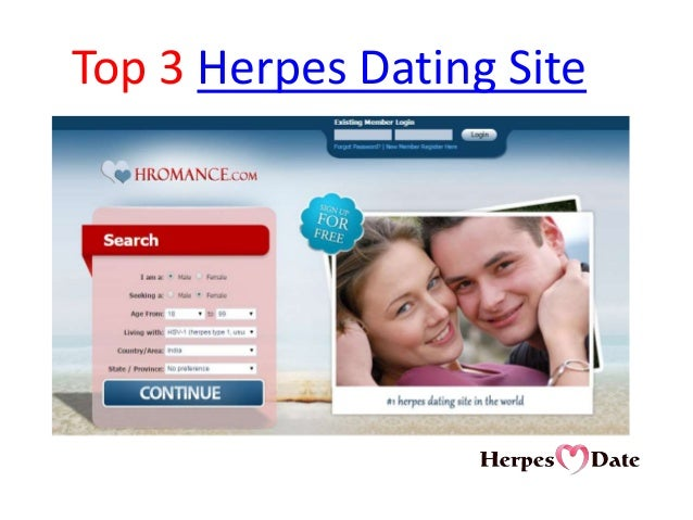 Gibt es herpes-dating-sites?