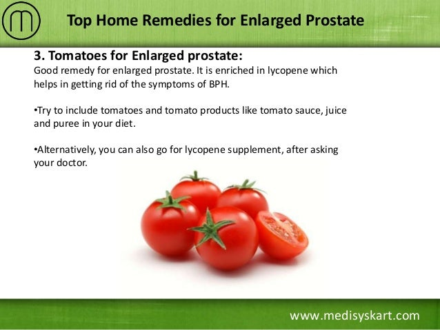 Best Natural Remedy Enlarged Prostate
