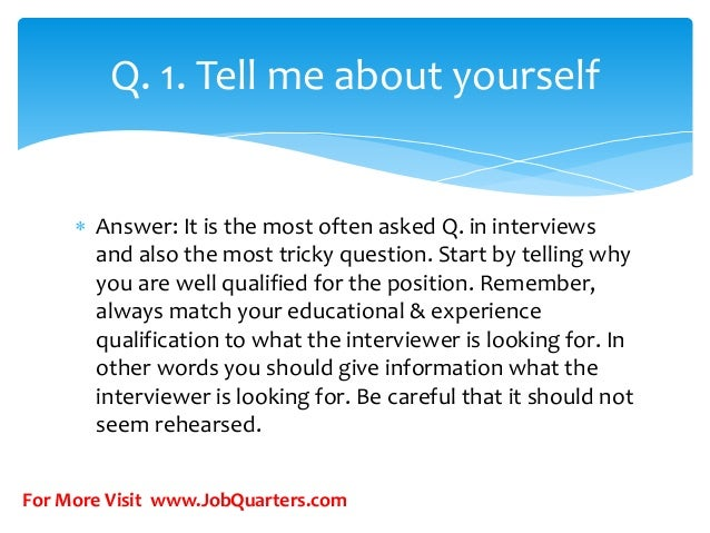 Top Hr Interview Questions And Answers For Freshers By Www