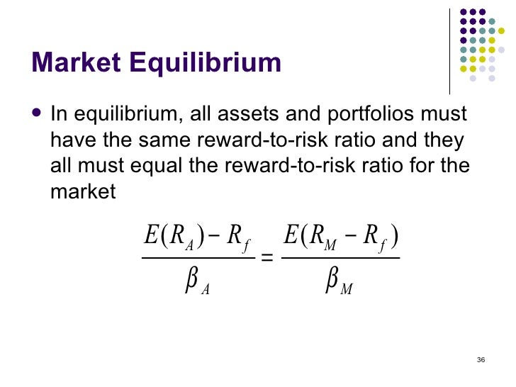 Risk return ratio definition баррель нефти на форекс