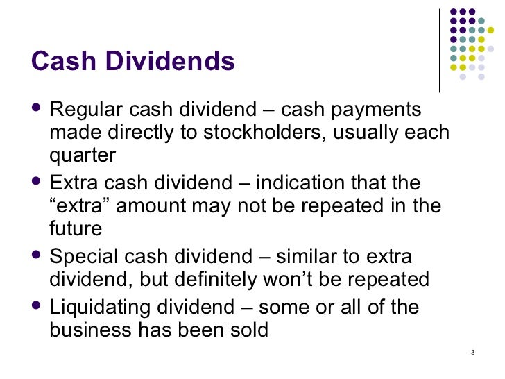 How are liquidating dividends taxed as capital gains