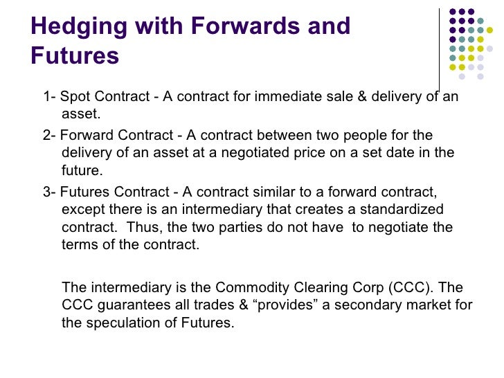 Topic 8 Managing Risk – Contract Between Two People
