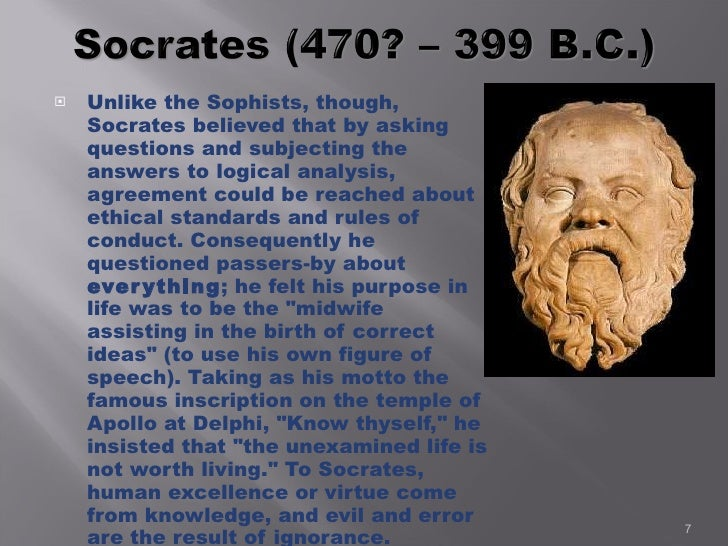 socrates view on death