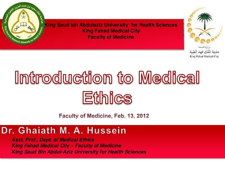 King Saud bin Abdulaziz University for Health Sciences                            King Fahad Medical City                 ...