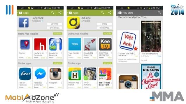 Vietnam Mobile Day 2014] Chiến lược thu hút người dùng cho