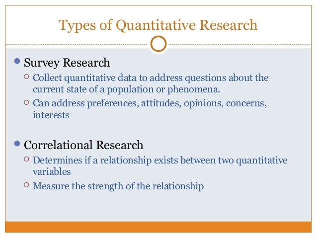 evaluation of a quantitative correlational research design A causal-comparative design is a research design that seeks to find relationships between independent and dependent variables after an action or event has already occurred.