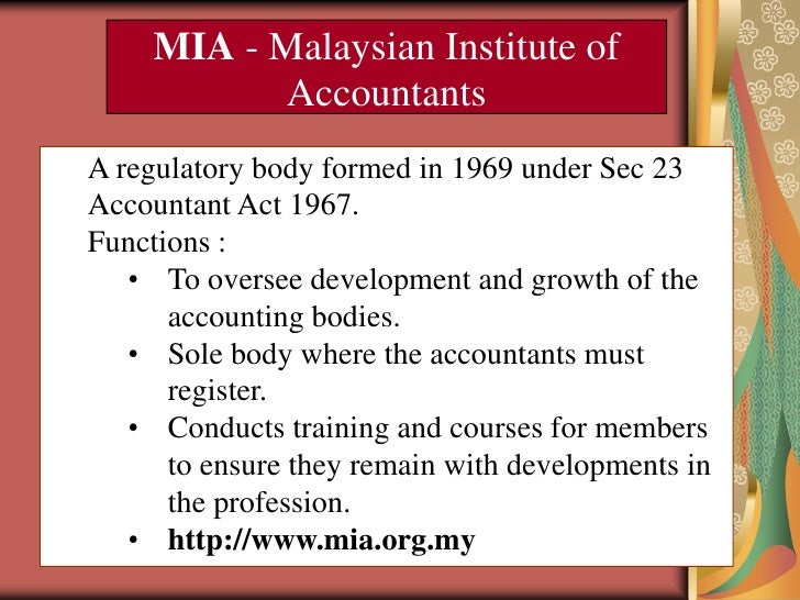 Topic 1 Part 2 The Accounting Areas And Professional Bodies
