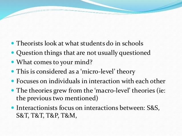sociology topic ideas