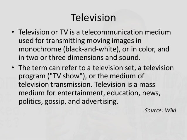 essay on radio as a medium of communication There are many forms of electronic media such as television, radio, videotape,  internet through computer etc electronic communication has.