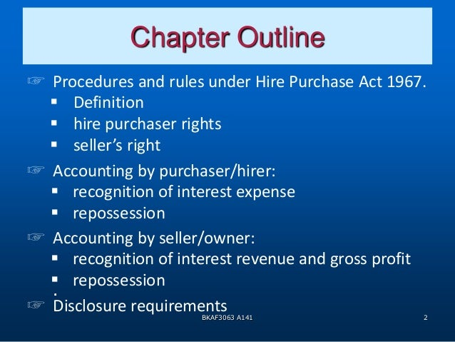 act 212 hire purchase act 1967 Hire-purchase act 1967 (revised 1978) hire-purchase 1 laws of malaysia reprint act 212 hire-purchase act 1967 incorporating all amendments up to 1.
