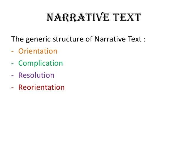 generic structure of narrative text Generic structure narrative text bagaimana sebuah text dibedakan dengan text lainya cara paling mudah membedakan macam atau jenis text bahasa inggris ini adalah.
