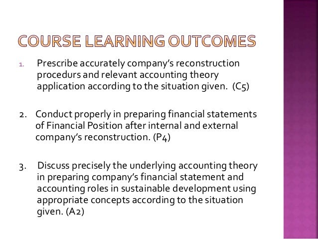 application of legitimacy theory in financial statements