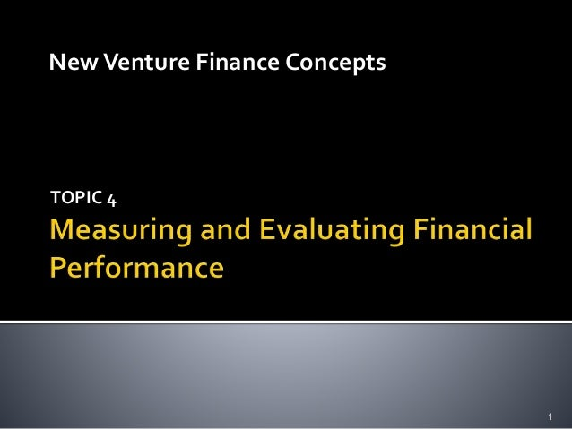 new venture financing `new venture financing at its core is securing the necessary funding to launch a new business there are a variety of options for the entrepreneur to secure these funds, and finding the right financing in critical to starting any new business.