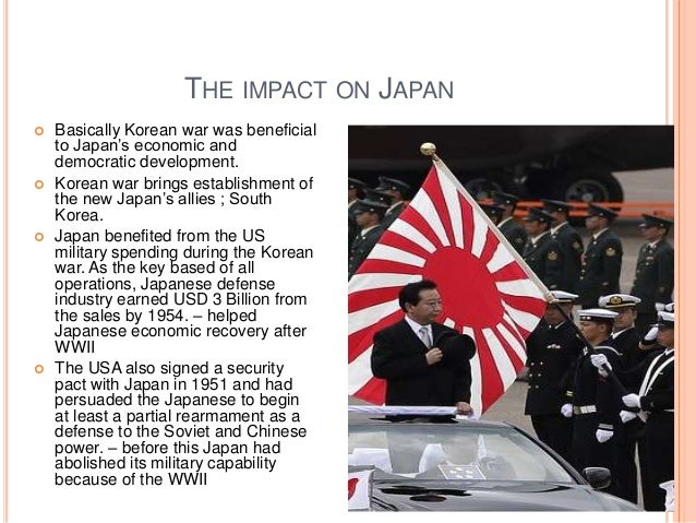 the impact of the korean war on the political economy of east asia essay The korean war was significant in intensifying american misunderstanding of soviet political and war into asia the korean war economic strength.