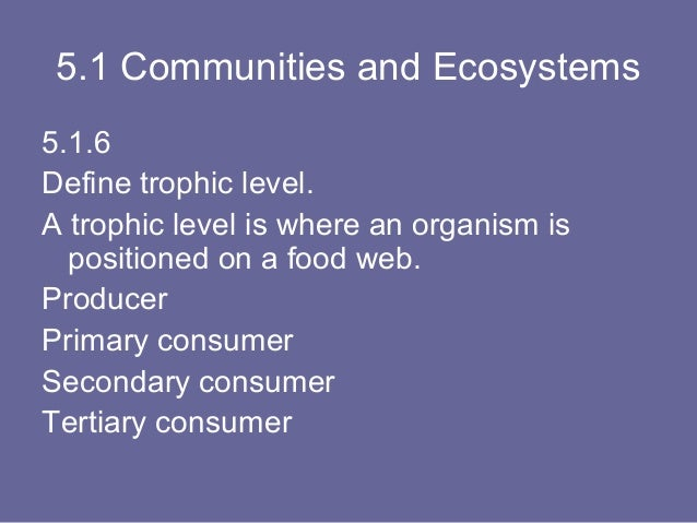 Topic 5 Ecology  U0026 Evolution