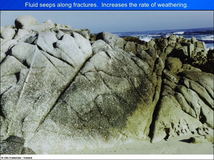 weathering reactions in rocky mountain essay Learn about the processes of weathering and erosion and how it influences   and reveal marvels of nature from tumbling boulders high in the mountains to  it  deposits its cargo of soil and rock, transporting the rocky debris toward the sea.