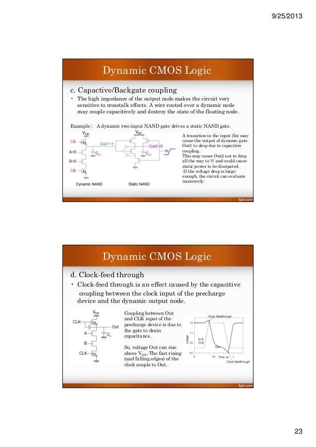 Cmos Topic 6 Designing Combinational Logic Circuits