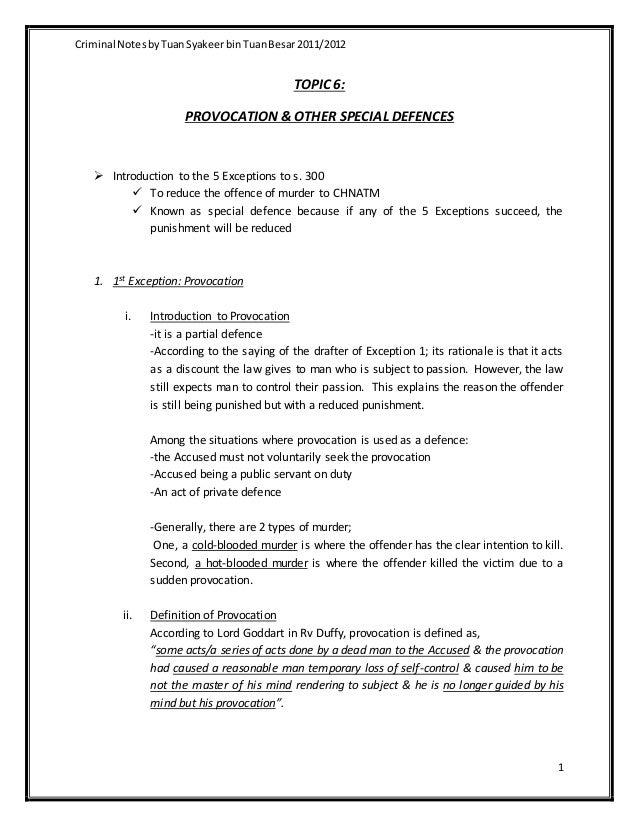 Provation definition
