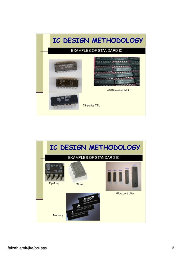 CMOS Topic 7 -_design_methodology
