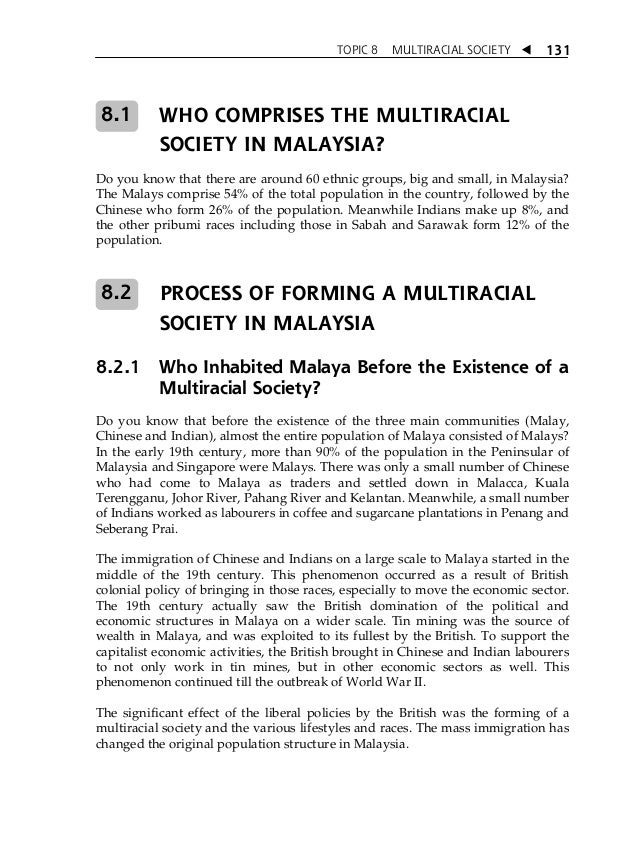 essay malaysian social customs The malaysian chinese consist of people of  commerce sectors of the malaysian economy malaysian chinese form the  well as a sense of social.