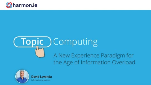 David Lavenda Information Researcher