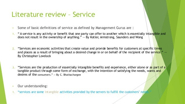 service quality definition by kotler