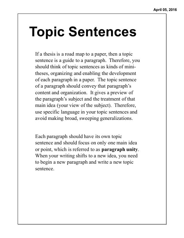 main body of thesis The point of having body paragraphs in your paper is to explain and develop the points that you made in your introductory paragraph and your thesis statement paragraph develops one main point, that is set forth by your topic sentence, and that all of the sentences in the paragraph relate to and support that main point.