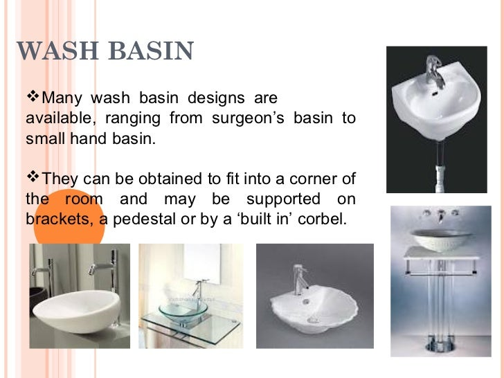 Topik 1 Sanitary Appliances
