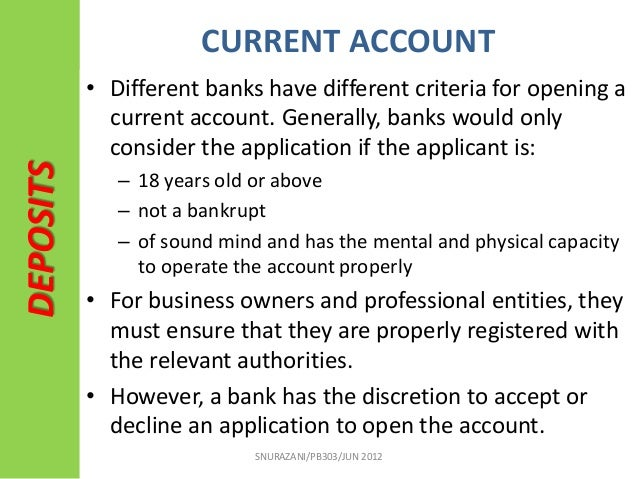 types of deposits in banks pdf