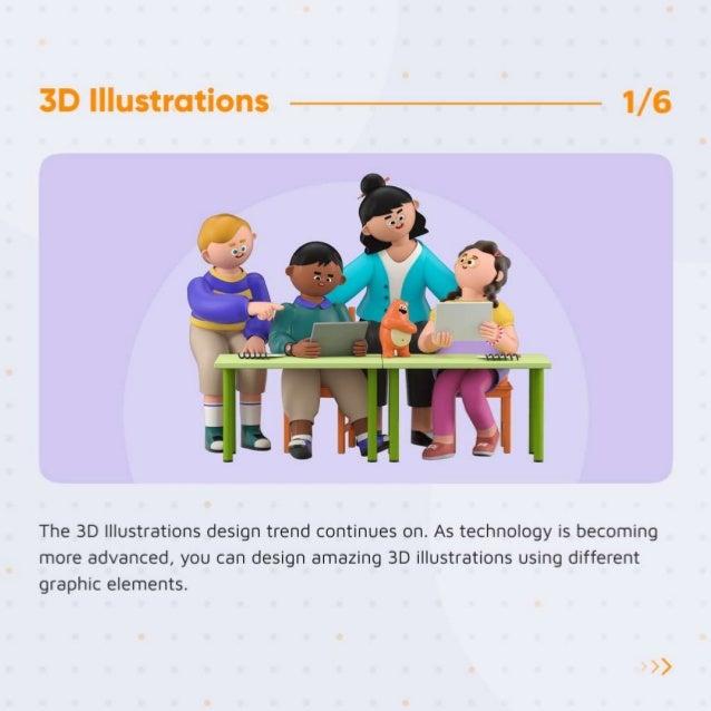 Top Illustration Design Trends for 2021