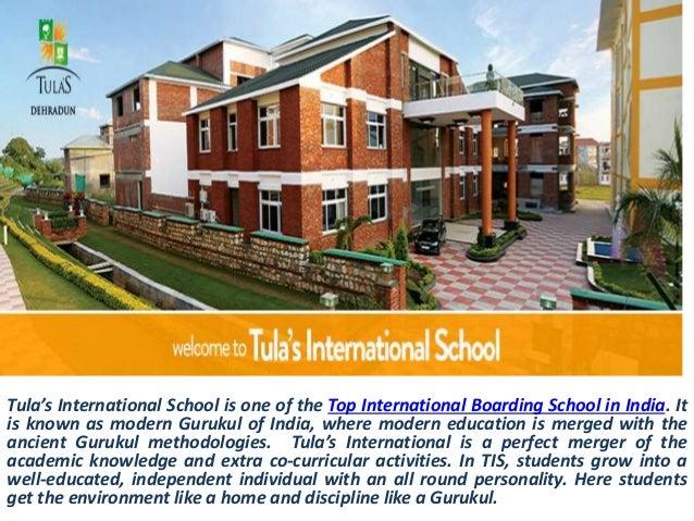 Tula's International School is one of the Top International Boarding School in India. It is known as modern Gurukul of Ind...