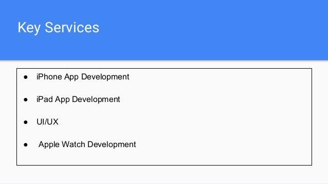 Top iOS App Development Companies | Mobile App Development Companies …