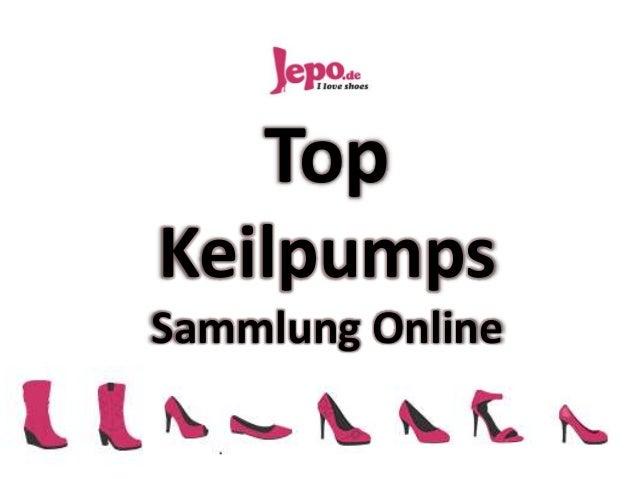 Top Keilpumps Sammlung Online