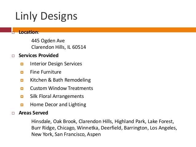Top lake forest il interior designers and decorators for Interior design company services